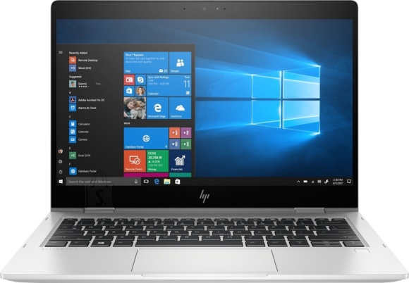 HP HP EliteBook x360 830 G6 - i5-8265U, 8GB, 256GB NVMe SSD, 13.3 FHD Touch, Smartcard, FPR, SWE backlit keyboard, Win 10 Pro, 3 years