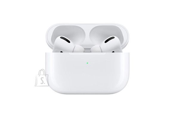 Apple Apple AirPods Pro with Wireless Charging Case - White