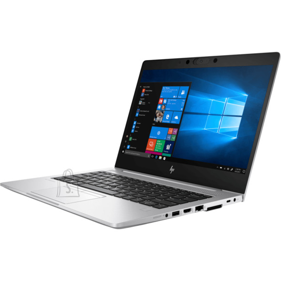 HP HP EliteBook 830 G6 - i5-8265U, 8GB, 512GB NVMe SSD, 13.3 FHD AG, Smartcard, FPR, US backlit keyboard, Win 10 Home, 3 years