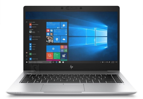 HP HP EliteBook 745 G6 - Ryzen 3 3300U, 8GB, 256GB NVMe SSD, 14 FHD AG, Smartcard, FPR, SWE backlit keyboard, Win 10 Pro, 3 years