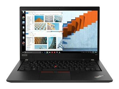 "Lenovo ThinkPad T490 / i7- 8565U / 8GB / 256GB SSD M.2 2280 PCIe NVMe Opal2 / 14"" FHD IPS Anti-glare / WiFi / BT / Black / Key: US/I / W10P/ 3YW CCR"