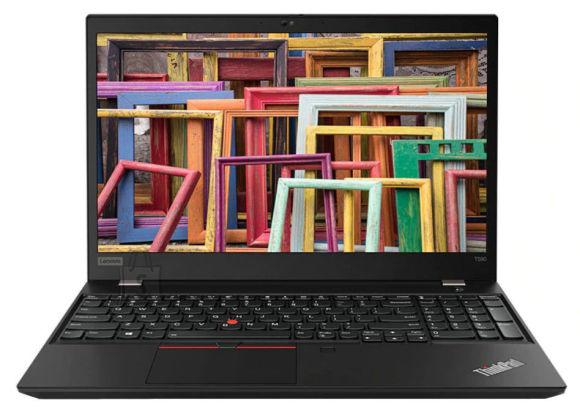 """Lenovo ThinkPad T590 / i5 8265U / 8GB / 512 GB SSD TCG Opal Encrypt 2 NVMe / 15.6"""" IPS FHD / WiFi / BT / Black / Key: US/I / W10P/ 3YW CCR (battery 1y)"""