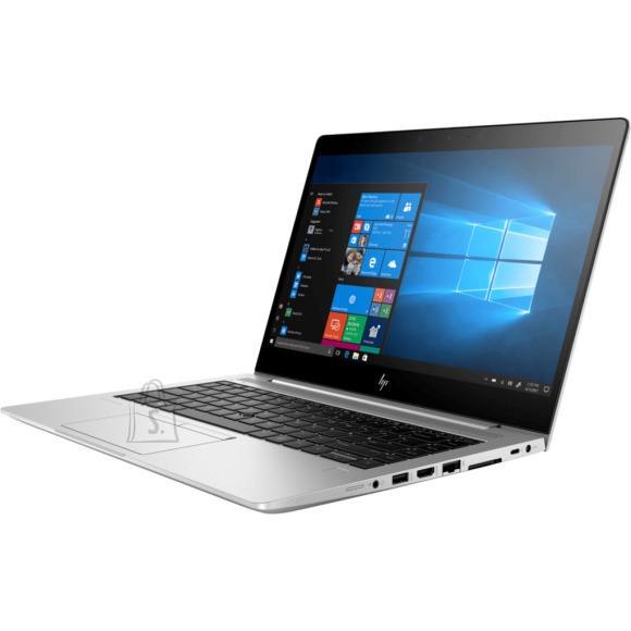 HP HP EliteBook 840 G6 - i5-8265U, 8GB, 256GB NVMe SSD, 14 FHD AG, Smartcard, FPR, SWE backlit keyboard, Win 10 Pro, 3 years