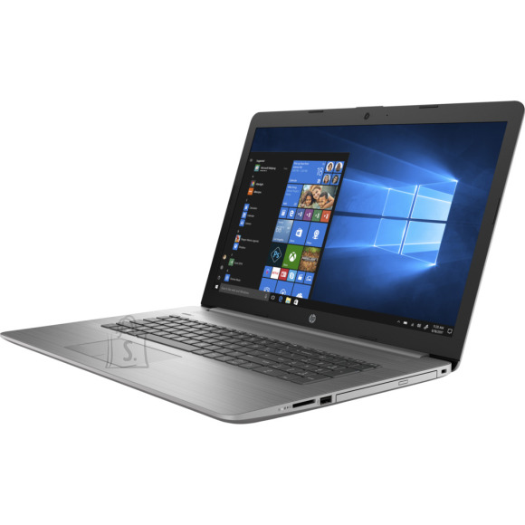 HP HP ProBook 470 G7 - i7-10510U, 8GB, 256GB NVMe SSD, Radeon 530, 17.3 FHD AG, US backlit keyboard, Asteroid Silver, Win 10 Pro, 3 years