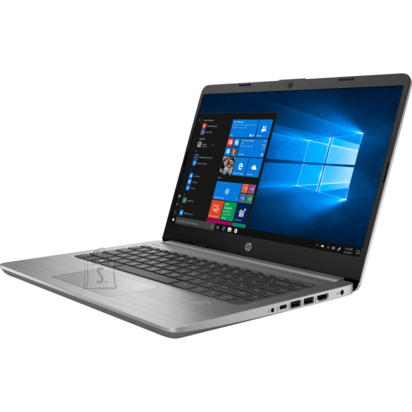 HP HP 340S G7 - i3-1005G1, 8GB, 256GB NVMe SSD, 14 FHD AG, US keyboard, Asteroid Silver, Win 10 Home, 2 years