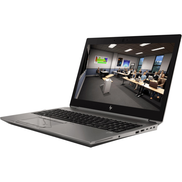 HP HP ZBook 15 G6 - i9-9880H, 32GB, 512GB NVMe SSD, Quadro RTX 3000 6GB, 15.6 FHD AG, FPR, US backlit keyboard, Win 10 Pro, 3 years