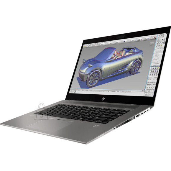 HP HP ZBook Studio G5 - i9-8950HK, 16GB, 512GB NVMe SSD, Quadro P2000, 15.6 DreamColor 4K UHD AG, FPR, US backlit keyboard, Win 10 Pro, 3 years