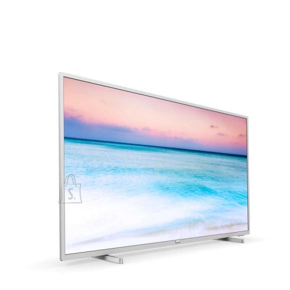 "Philips Philips 4K UHD LED SAPHI Smart TV 50""  50PUS6554/12 3840x2160p PPI-1000Hz HDR10+ 3xHDMI 2xUSB LAN WiFi, DVB-T/T2/T2-HD/C/S/S2, 20W"