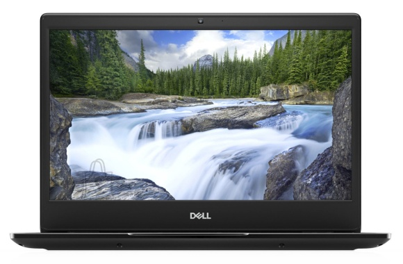 "Dell Dell Latitude 3400/Core i3-8145U/4GB/128GB SSD/14.0"" HD/Intel UHD 620/FgrPr/Cam & Mic/WLAN + BT/US Backlit Kb/3 Cell/W10Pro/3yrs"