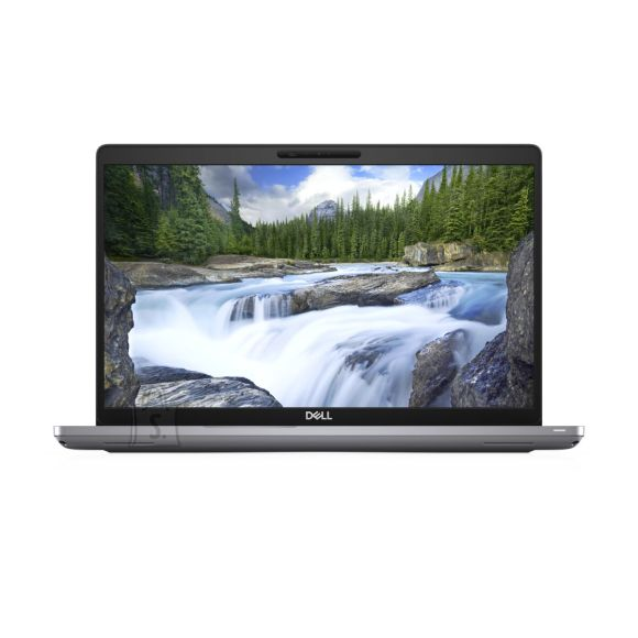 "Dell Latitude 5511/Core i5-10400H/8GB/M.2 256GB SSD/15.6"" FHD/GeForce MX250/SmtCd & FPR/Estonian Backlit Kb/4 Cell/W10Pro/vPro/3yrs"