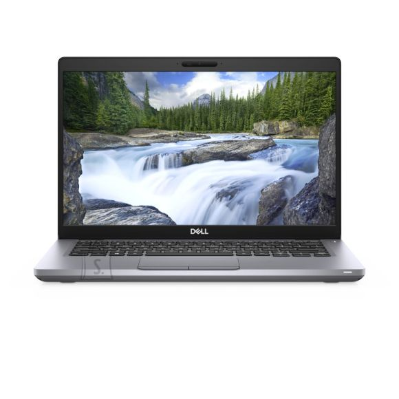 "Dell Latitude 5410/Core i5-10210U/8GB/256GB SSD/14.0"" FHD/Intel UHD 620/FgrPr & SmtCd/Cam & Mic/WLAN + BT/Estonian Backlit Kb/4 Cell/W10Pro/3yrs"