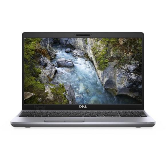 """Dell DELL Precision 3551 (i7-10750H 5.0Ghz, 15"""" FHD, 8GB (1x8GB), 256GB M.2 SSD, nVidia P620 4GB, Estonian KB, Win 10 Pro, SmartCard, 3yrs)"""