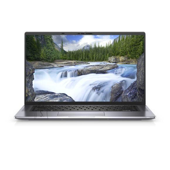 "Dell Latitude 9510/Intel Core i7-10810U/16GB/512GB SSD/15.0"" FHD/Intel UHD 620/FgrPr & SmtCd/Cam & Mic/WLAN + BT/Nordic Backlit Kb/4 Cell/W10Pro/vPro"