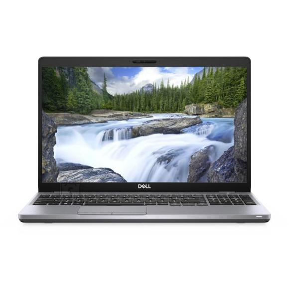 "Dell Latitude 5510/Core i5-10310U/16GB/512GB SSD/15.6"" FHD/Intel UHD 620/FgrPr & SmtCd/Cam & Mic/WLAN + BT/Estonian Backlit Kb/4 Cell/W10Pro/vPro/3Yrs"