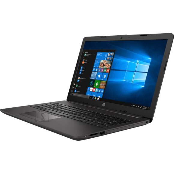HP HP 250 G7 - i5-1035G1, 8GB, 256GB NVMe SSD, 15.6 FHD AG, US keyboard, DVD-RW, Dark Ash, DOS, 2 years