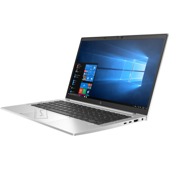 HP HP EliteBook 830 G7 - i5-10210U, 8GB, 256GB NVMe SSD, 13.3 FHD AG, Smartcard, FPR, SWE backlit keyboard, Win 10 Pro, 3 years