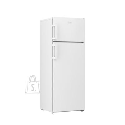 Beko BEKO Refrigerator DSA240K31WN 147 cm, Energy class F (old A+), White