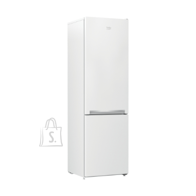 Beko BEKO Refrigerator RCSA300K30WN 181 cm, Energy class F (old A+), White