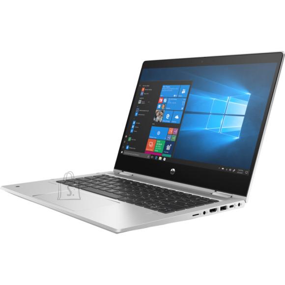 HP HP ProBook x360 435 G7 - Ryzen 3 4300U, 8GB, 256GB NVMe SSD, 13.3 FHD Touch, FPR, Nordic keyboard, Win 10 Pro, 3 years