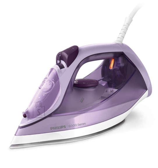 Philips Philips Steam Iron DST6002/30 2400W, 40g/min, 210 SOS, SteamGlide Ceramic, 550ml, Purple