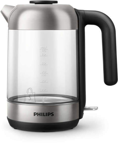 Philips Philips Kettle HD9339/80 2200W 1.7l, Crystal glass, light status indicator