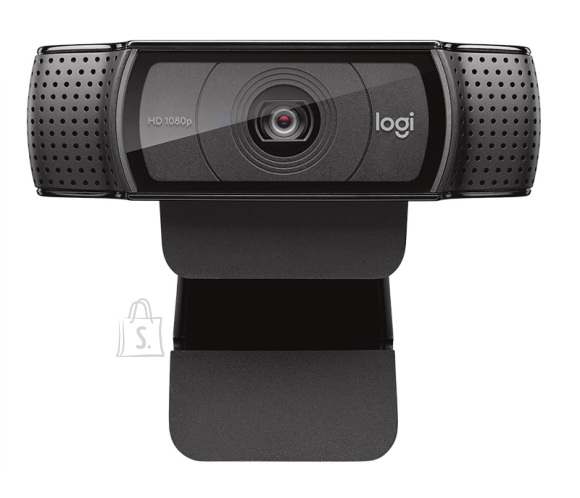 Logitech LOGITECH C920 HD Pro Webcam USB black