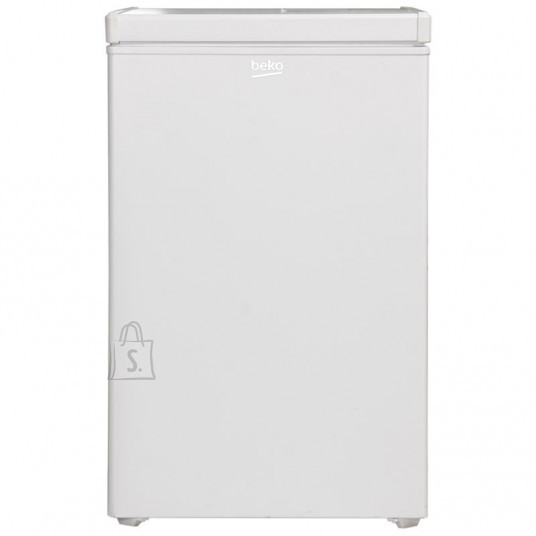 Beko BEKO Freezer HS210530N 86 cm, Energy class F (old A+), White
