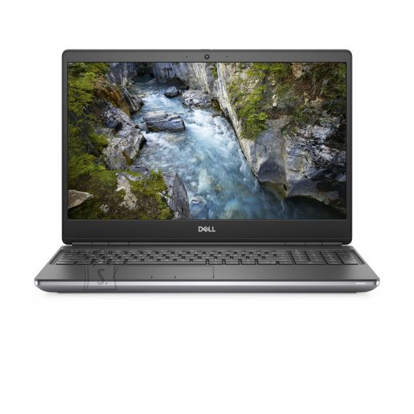 """Dell DELL Precision 7550 (i7-10750H 5.0Ghz, 15.6"""" FHD, 16GB (2x8GB), M.2 512GB SSD, RTX 3000 w/6GB, US Backlit KB, FgrPr & SmtCd & NFC, Win10Pro, 3yrs)"""