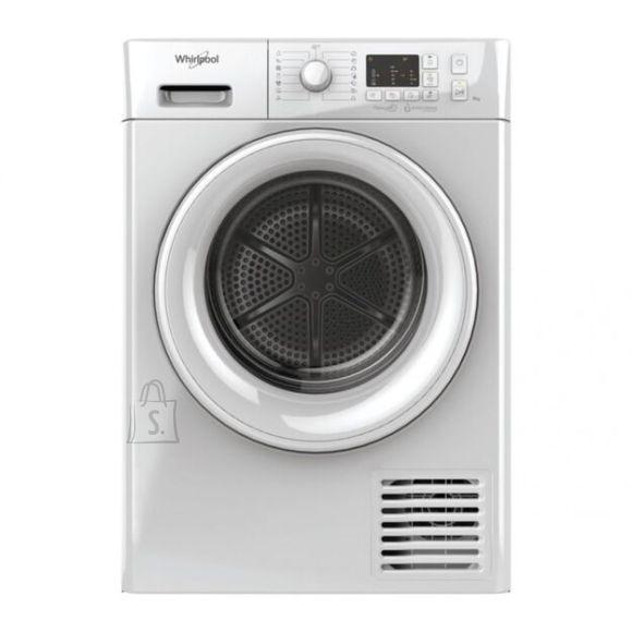 Whirlpool WHIRLPOOL Dryer FT M10 82 EU, 8kg, A++, Depth 65 cm, big LED screen, Heat pump, SenseInverter motor, Freshcare+