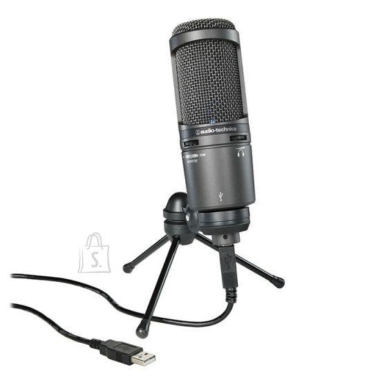 Audio-Technica Audio-Technica AT2020USB+ Cardioid Condenser Microphone