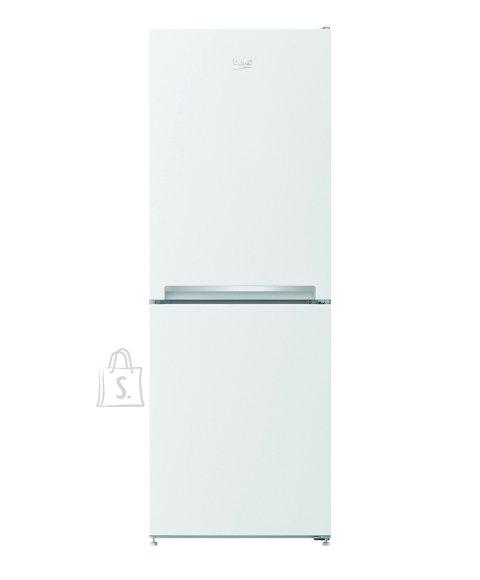 Beko BEKO Refrigerator RCSA240K30WN, Energy class F (old A+), 153cm, White