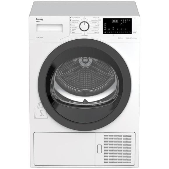 Beko BEKO Dryer DF7439SX A++, 7kg, Depth 46 cm, Heat Pump, Digital Display