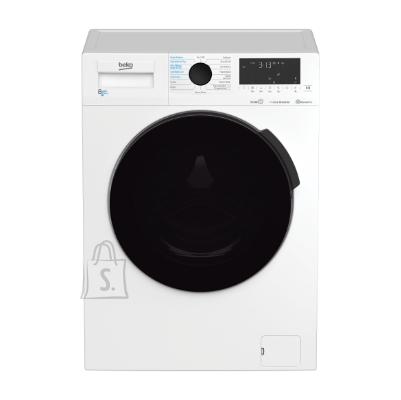 Beko BEKO Washing machine - Dryer HTV 8716 X0 8kg - 5kg, 1400rpm, A, Depth 59 cm, Inverter Motor, HomeWhiz