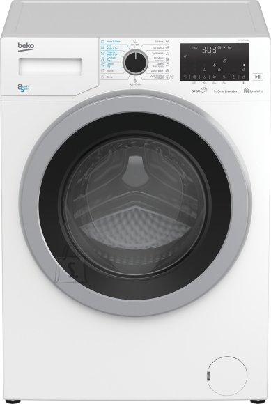 Beko BEKO Washing machine - Dryer HTV 8736 XS0 8kg - 5kg, 1400rpm, Energy class D (old A), Depth 59 cm, Inverter Motor, HomeWhiz