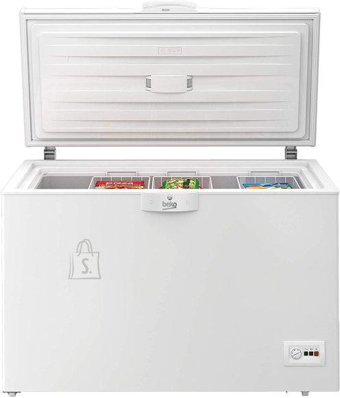 Beko BEKO Freezer box HSA29540N, Energy class E (old A++), 284L, 86 cm, White