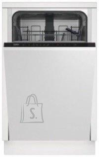 Beko BEKO Built-In Dishwasher DIS35023, Energy class E (old A++), 45 cm, 5 programs