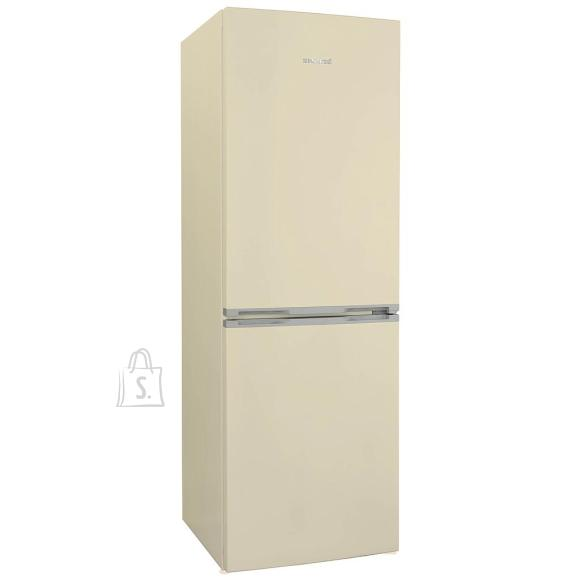 Snaige SNAIGE Refrigerator RF53SM-S5DP2F, 176 cm, A+, Anti-Bacterial protection system, Anti-Bacterial protection system, Beige color