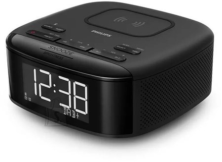 Philips Philips Clock Radio TAR7705/10, DAB+, Bluetooth®, With wireless phone charger 9W