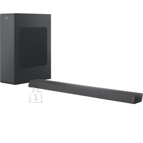 Philips Philips Soundbar speaker TAB6305/10, 140W, 2.1 CH wireless subwoofer Bluetooth?? HDMI ARC, Dolby Audio