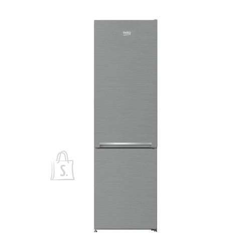 Beko BEKO Refrigerator RCSA300K30SN, 181 cm, Energy class F (old A+), Inox color