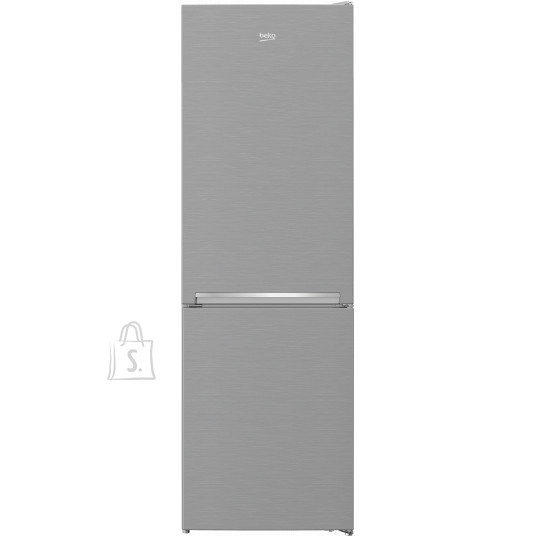 Beko BEKO Refrigerator RCNA366I40ZXBN, Energy class E (old A++), height 185 cm, Neo Frost, Inox color