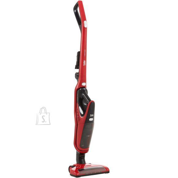 Beko BEKO 2in1 handstick vacuum cleaner VRT61814VR, 14.4 V, lithium battery, 500ml, Red color