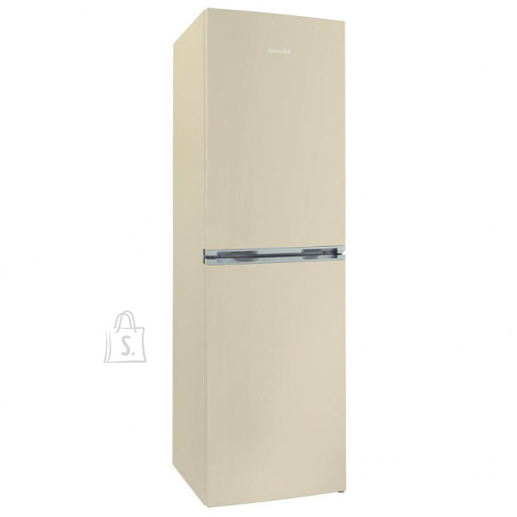 Snaige SNAIGE Refrigerator RF57SM-S5DP2F, 194.5 cm, A+, Anti-Bacterial protection system, Auto defrost system, Beige color