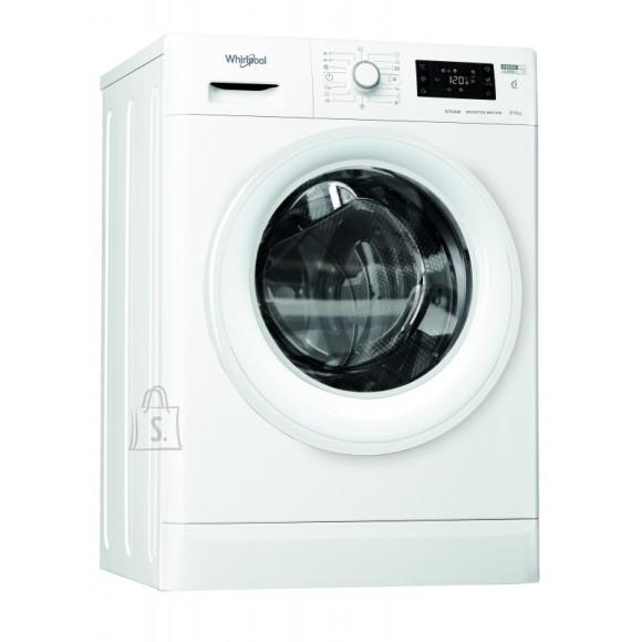 Whirlpool WHIRLPOOL Washing machine - dryer FWDG 861483E WV EU N 8kg – 6kg, 1400 rpm, Energy class D (old A) 54 cm, Inverter motor, Steam Refresh