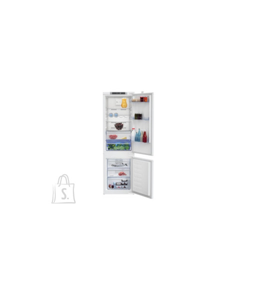 Beko BEKO Refrigerator BCNA275E4SN Built In, 178cm, A++, Inverter Compressor, HarvestFresh, Neo Frost