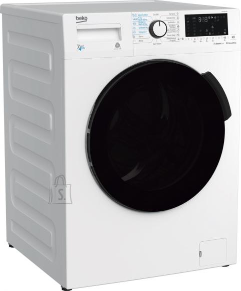 Beko BEKO Washing machine - Dryer HTE7616X0 7kg - 4kg, 1200rpm, Energy class E (old B), Depth 50cm, HomeWhiz