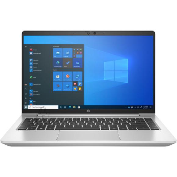 HP HP ProBook 640 G8 - i5-1135G7, 16GB, 256GB SSD, 14 FHD 400-nit AG, WWAN-ready, Smartcard, FPR, Nordic keyboard, Win 10 Pro, 3 years