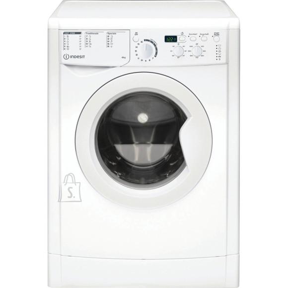 Indesit INDESIT Washing machine EWUD 41051 W EU N A+, 4 kg, 1000 rpm, Depth 32.3 cm
