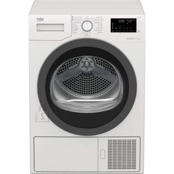 Beko BEKO Dryer DS8439TX, A++, 8kg, 59cm, Heat-Pump, Aquawave