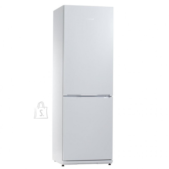 Snaige SNAIGE Refrigerator RF34SM-S0002G 185 cm, A+, Anti-Bacterial protection system, Auto defrost system, White color